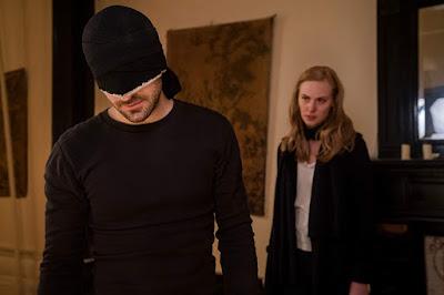 Daredevil Season 3 Charlie Cox Deborah Ann Woll Image 2