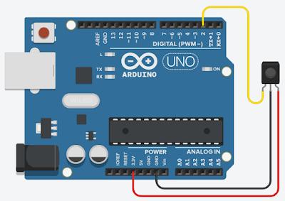 IR receiver with arduino
