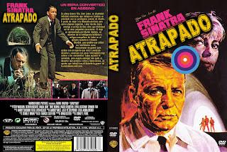 Caratula dvd: Atrapado (1967)