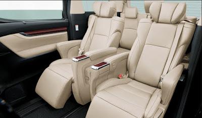 Sewa Mobil Toyota Alphard / Vellfire Terbaru Murah