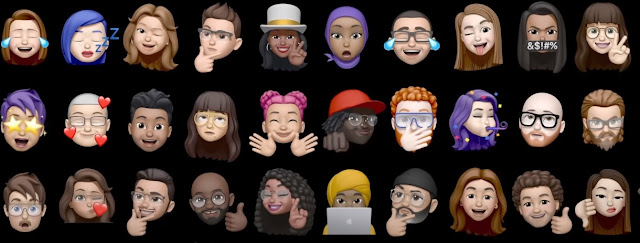 Source : Apple | iOS 14 Update - new emoji feature