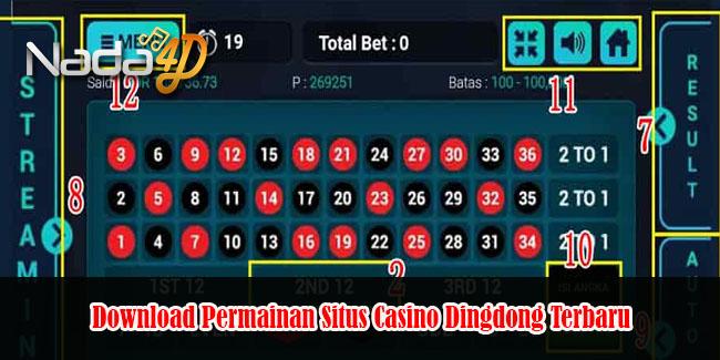 Download Permainan Situs Casino Dingdong Terbaru