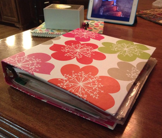 Pastry Siren: My Sacred DIY Wedding Planning Binder