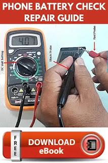 phone battery repair