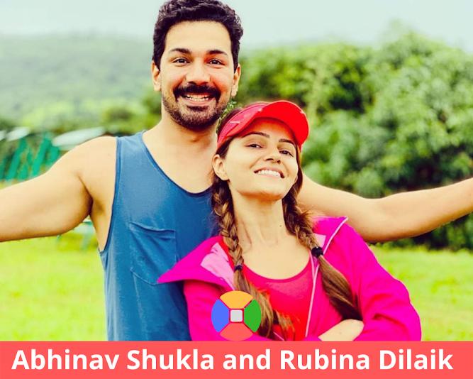 Abhinav-Shukla-Rubina-Dilaik-Relationship