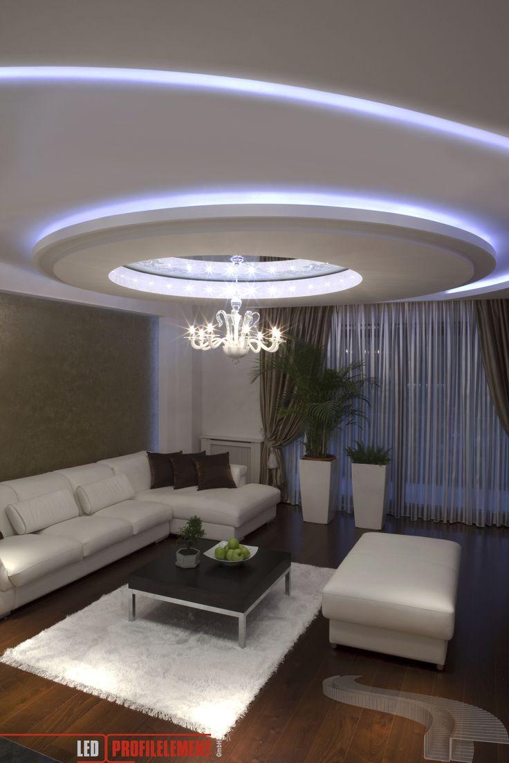Wunderbar Wohnzimmer Beleuchtung Planen