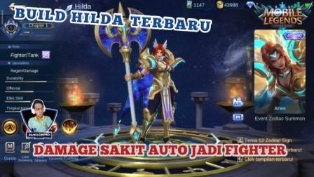 Build Hilda Terbaru