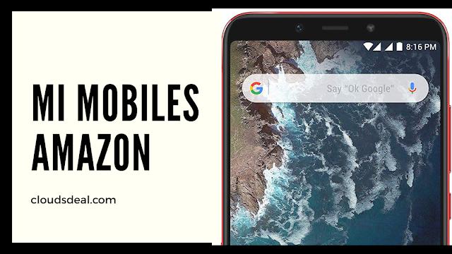 MI Mobiles Amazon