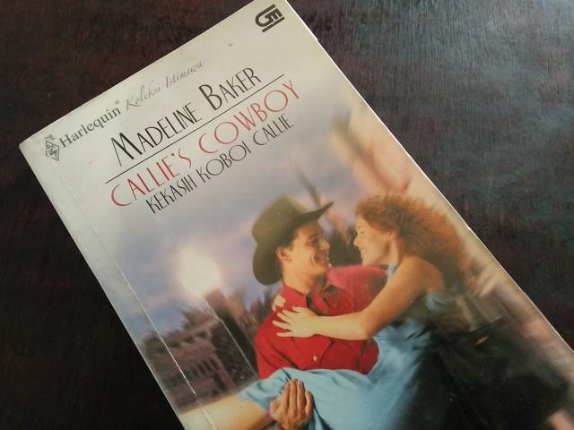 """Resensi Novel """"Kekasih Koboi Callie"""""""