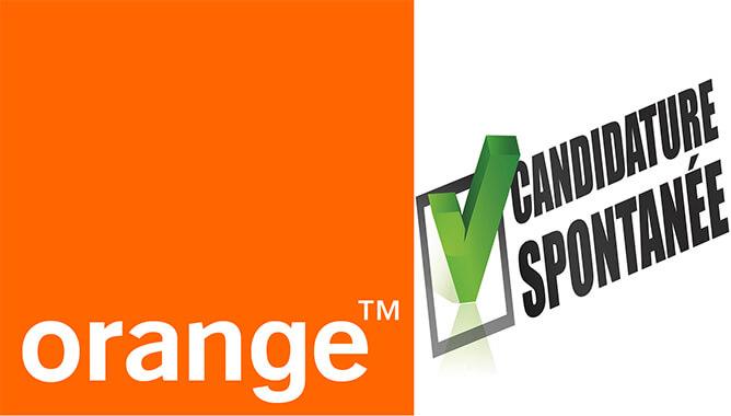 استمارة الترشيح للعمل بشركة orange