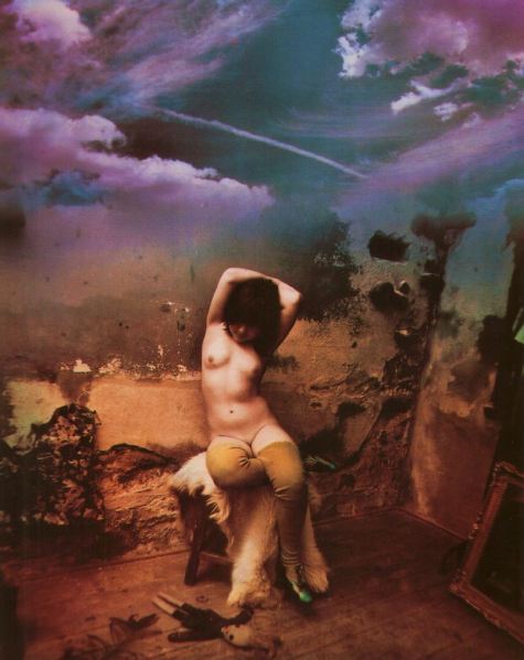 82 Silent Land Amp Re Mariaz Jan Saudek