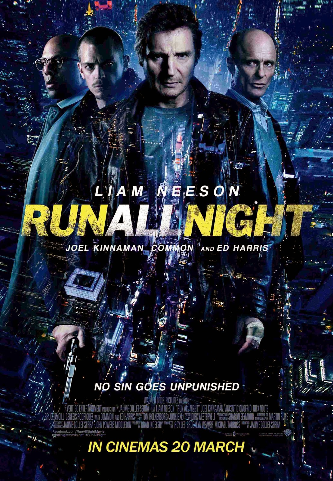 Run All Night (2015) | Full Action Online