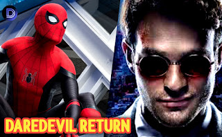MCU Spider-Man 3 Rumored Charlie Cox's will back as Daredevil