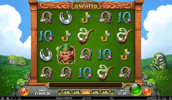 Main Slot Indonesia - Leprechaun Goes Wild (Play N Go)