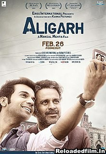 Aligarh (2016) Full Movie Download 480p 720p 1080p