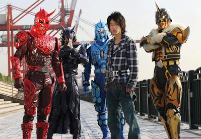 Kamen Rider Den-O Takeru Satoh