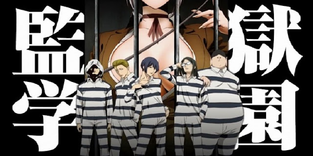Prison School (2015) sinopsis, trailer, moviel, anime