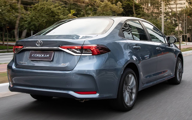 Novo Toyota Corolla 2020 XEi Flex