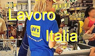 adessolavoro - IN'S, offerte lavoro nei punti vendita Italia