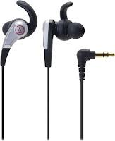 Audio Technica ATH-CKX5 BK In-Ear Headphones