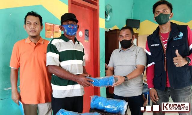 Pulau Sembilan Dapat Paket Bantuan Perikanan Dari Bupati Sinjai