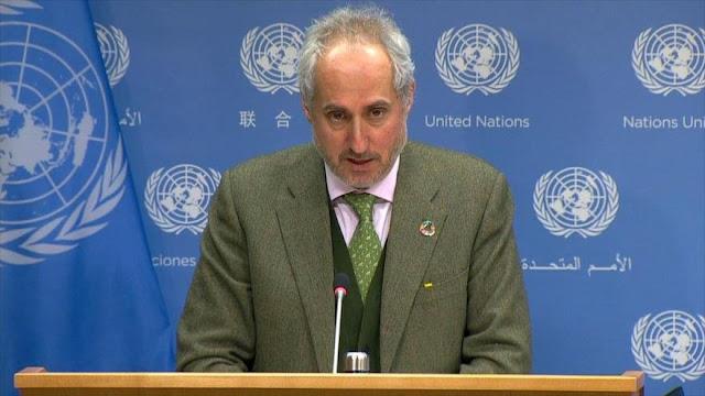 Guterres: ONU reconoce solo a Maduro como presidente legítimo