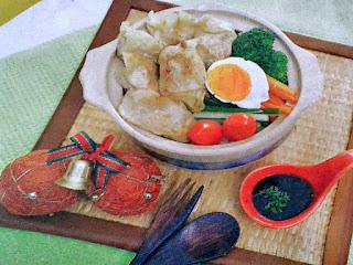 Gambar Resep Telur Donburi Gyoza