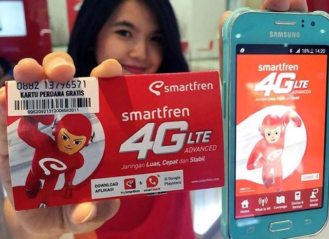 Daftar Harga Kartu Smartfren, Modem Wi-Fi dan Toko Resmi Smartfren E-commerce 2020