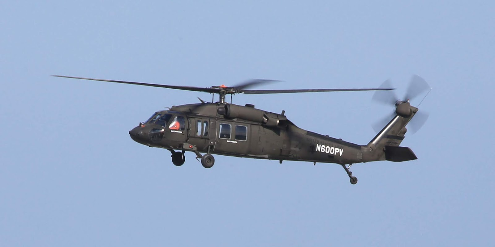 Sikorsky Flew a Black Hawk with Optionally-piloted Vehicle Kit for the First Time