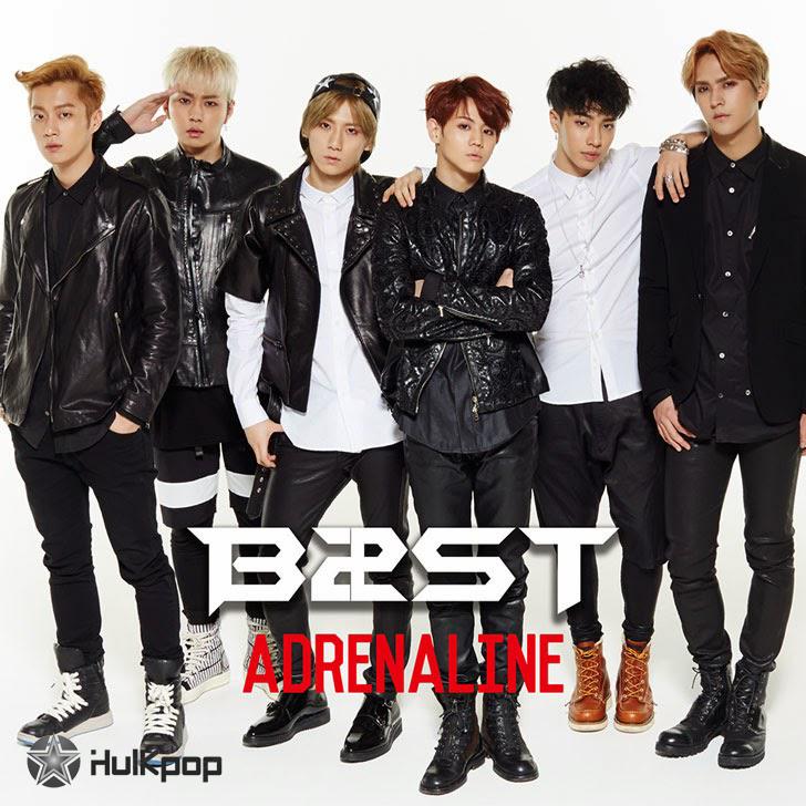 [Single] BEAST (B2ST) – ADRENALINE (Japanese)