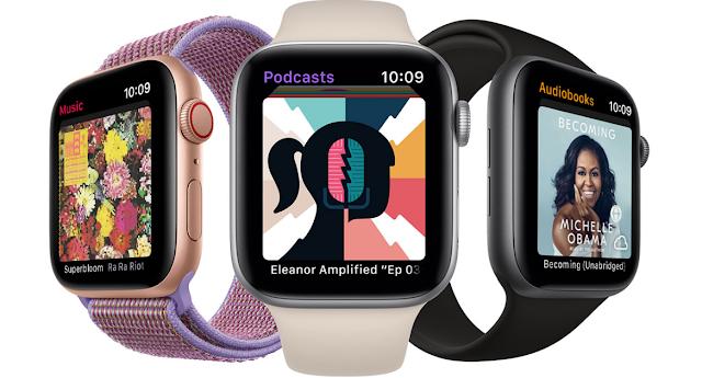 سيكون الجيل القادم من Apple Watch قادر على اكتشاف نوبات الهلع