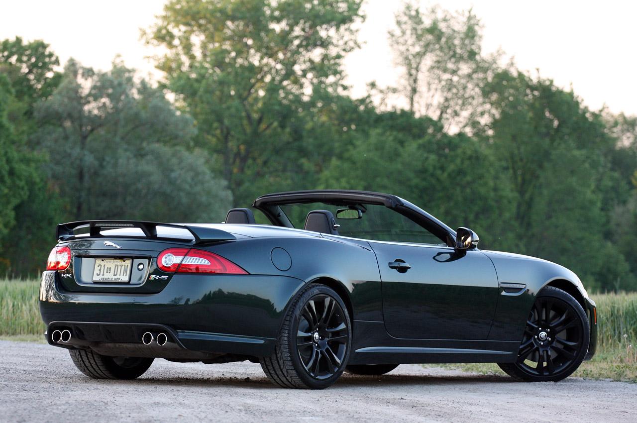 2012 jaguar XKR-S Convertible   SuperCAR original
