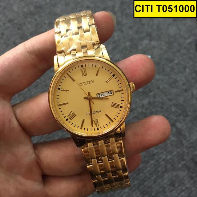 Đồng hồ đeo tay CITI T051000