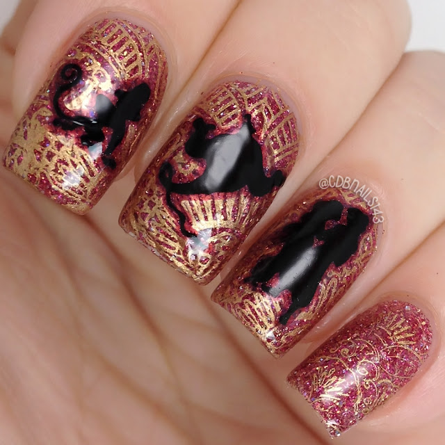 Sweet World of Nails-Aladdin