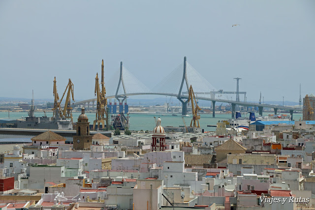 Puente de la Constitución de Cádiz