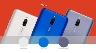 Warna Redmi 8A Pro