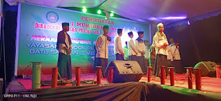 Peringatan Tahun Baru Islam, PT Indocement Bersama Masyarakat Gelar Hafalan Al-Qur'an bersama Qori' Nasional