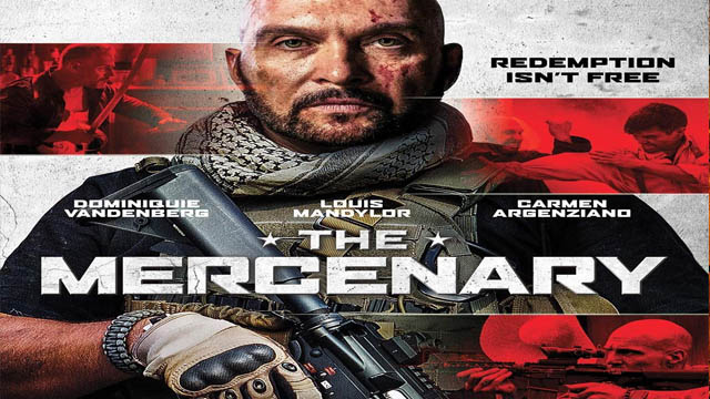 The Mercenary (2019) (Unofficial Hindi Dubbed) Movie 720p HDRip Download