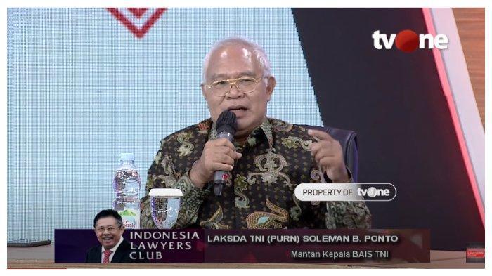 Eks Kepala Intel TNI: 21 Tahun Kerja Pemerintah Cegah Teroris, Gak Ada Hasilnya!