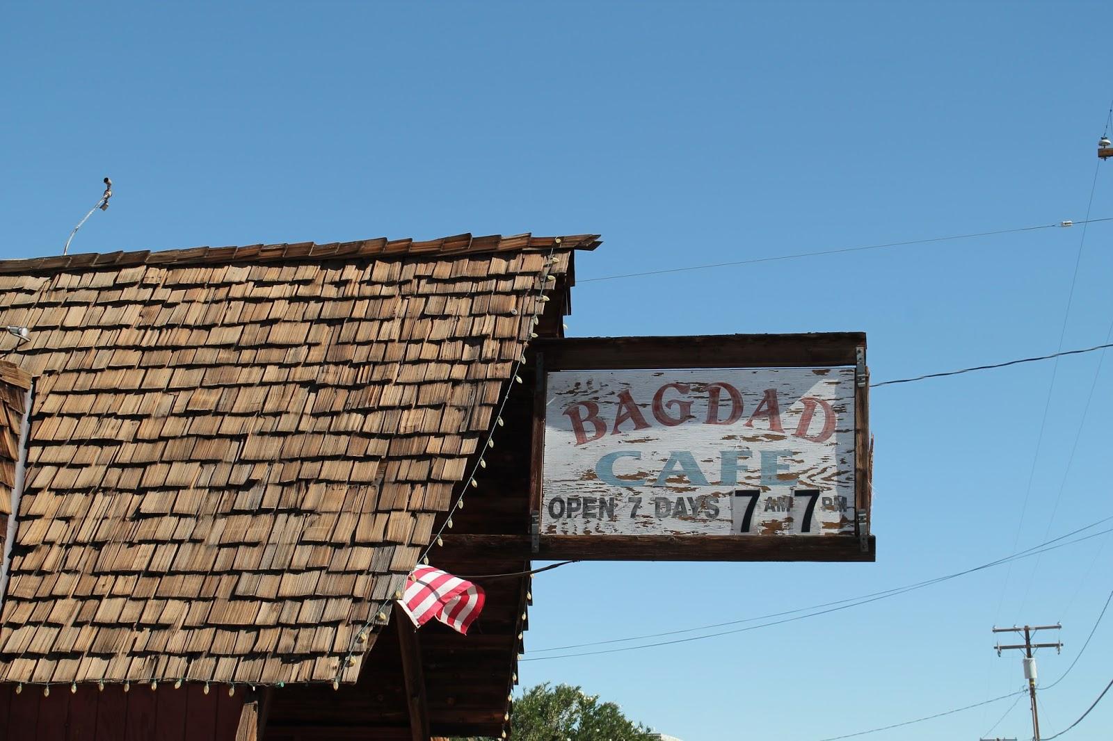 USA états unis amérique vacance transat roadtrip ouest américain road 66 route bagdad cafe