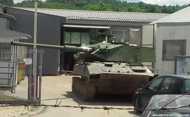 Xe Tank hạng nhẹ bí ẩn