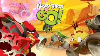 DOWNLOAD GAMES Angry Birds Go 2.6.3 FOR ANDROID