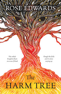 The Harm Tree by Rose Edwards cover