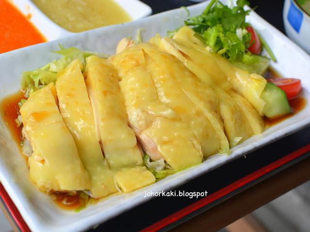 Hainanese-Chicken-Rice-EhHe-Art-Cafe-JB-Johor-Bahru