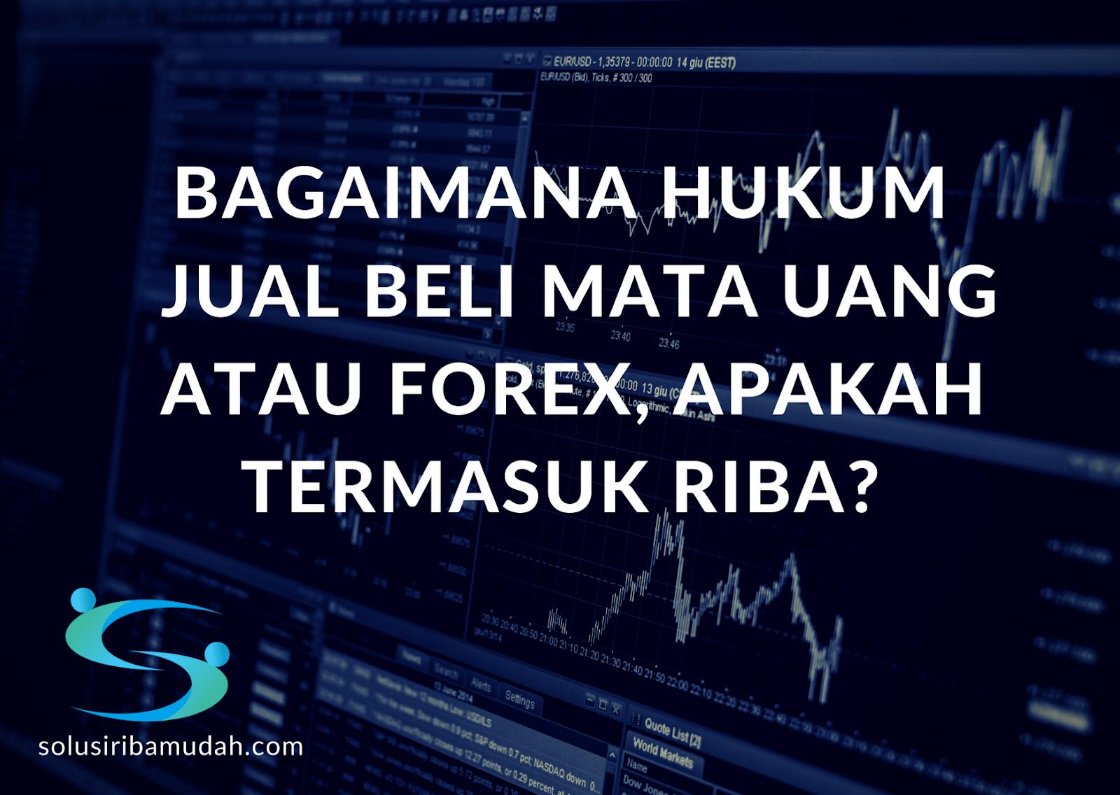 Bolehkah trading Forex bila saya Muslim?