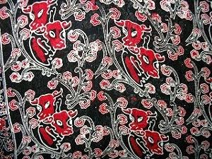 Motif Lembu Sekar Rinambat. (Sumber: kholis-modif.blogspot.com)