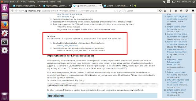 Install STM32CubeMX on Ubuntu | Embedded things