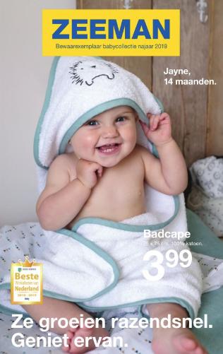 Zeeman baby folder