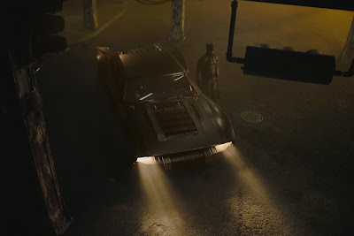 2021 Batmobile top view