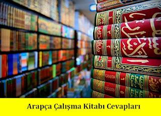 8. Sınıf Arapça Meb Yayınları Çalışma Kitabı Cevapları